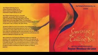 Orasyon - Choral Piece