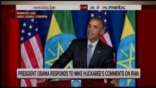 Obama Slams