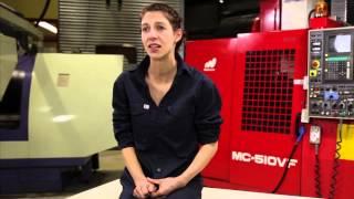DEP Techniques d'usinage (machiniste) - Métier machiniste - CFP Neufchatel - Québec