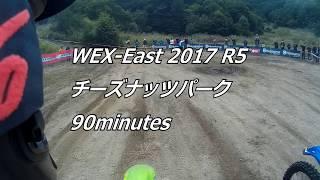 2017 WEX East R5 チーズナッツパーク 90c