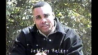 Amazing Grace: The Personal Testimony of Jeffrey Felder