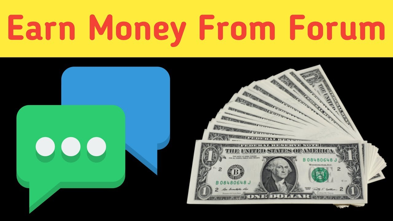 Make Discussion Forum & Earn Money From Forum Without Hardworking