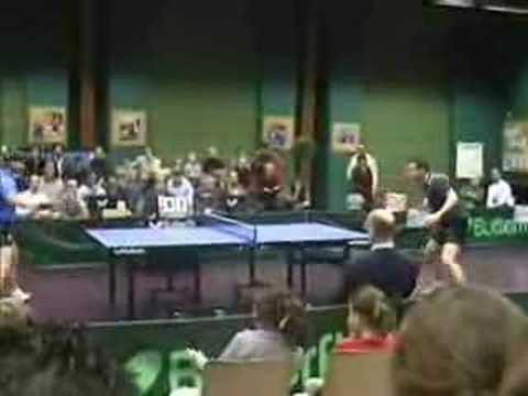 Le club de tennis de table d 39 issy les moulineaux youtube for Garage ad issy les moulineaux