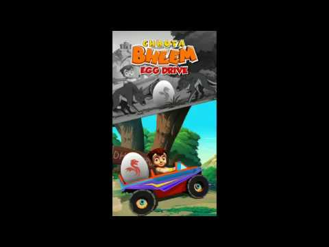 Download Chhota Bheem Egg Drive Game Free For Android Mobiles 2018