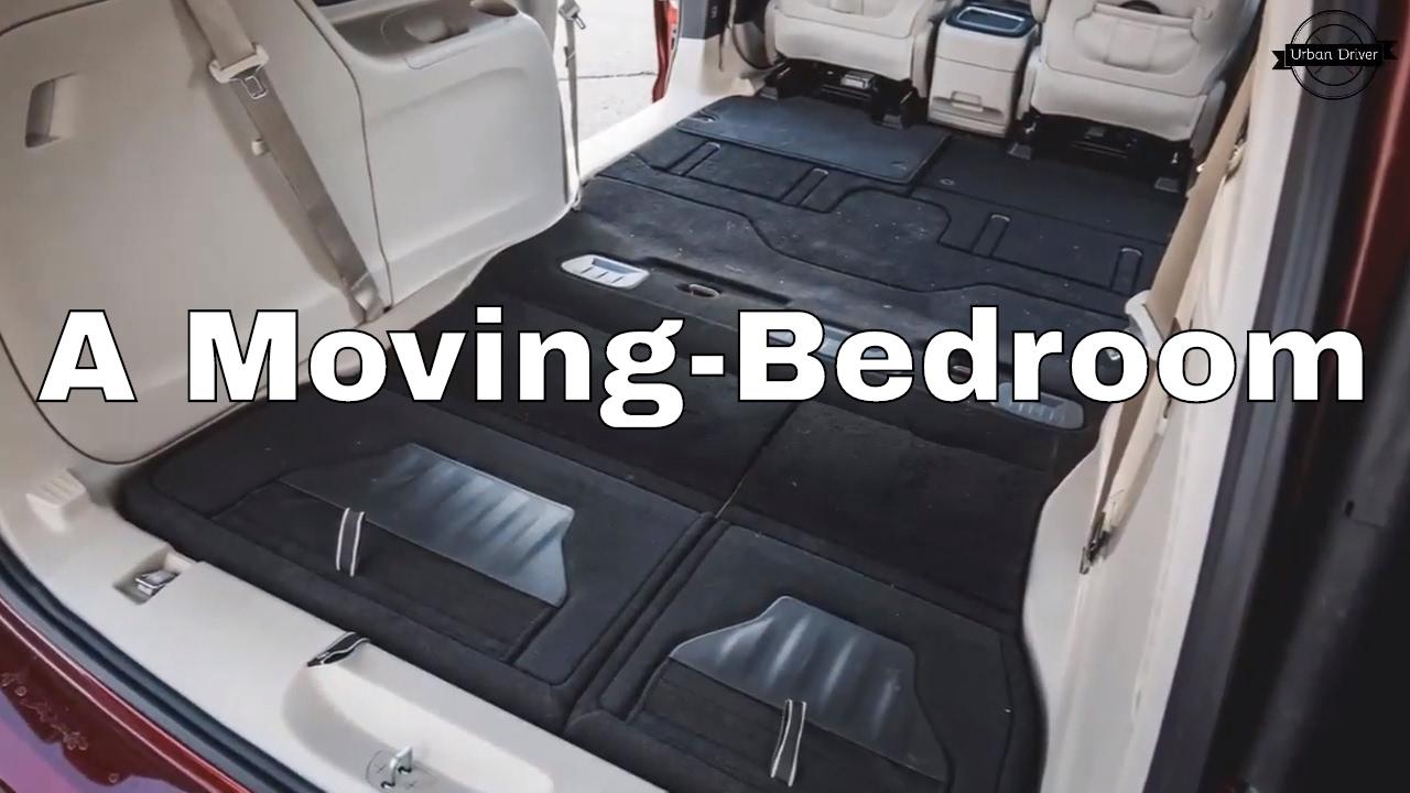 Minivan Interior Dimensions New Car Price 2019 2020 John Deere 720 Wiring Diagram Best Van In 2017 Chrysler Pacifica Youtube