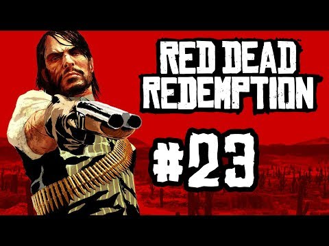 Red Dead Redemption [#23] | Napad na BANK