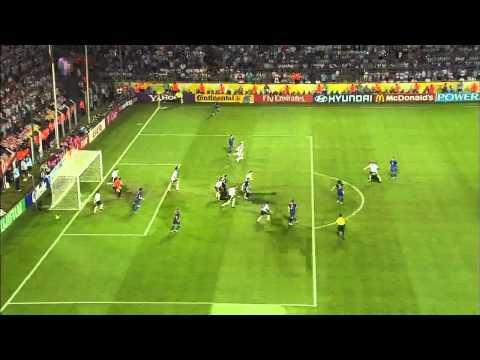 Fabio Grosso 'Magical Goal' Vs Germany
