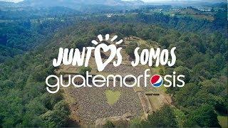 Juntos #Somosguatemorfosis