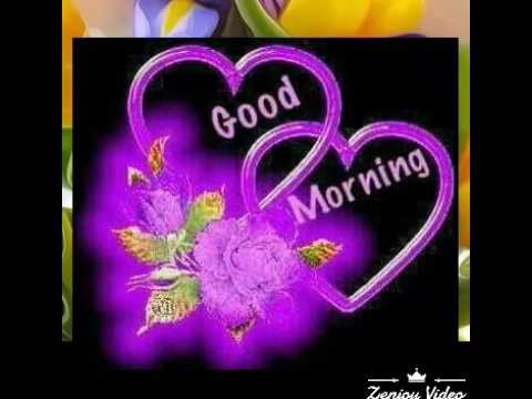 Good morning..... love you