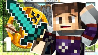 I'M SUCH A NOOB!! | Minecraft Hunger Games | EP 1