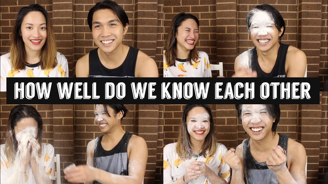 How Well Do We Know Each Other