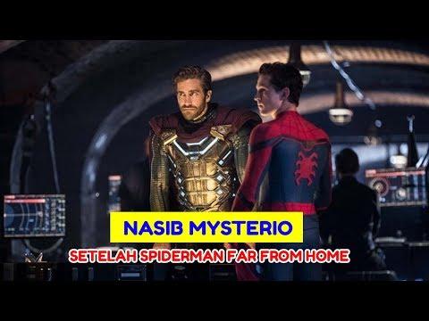 BAGAIMANA NASIB MYSTERIO SETELAH SPIDERMAN FAR FROM HOME?