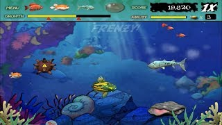 Feeding Frenzy Deluxe - Stage 25 - 40 (Normal Mode)