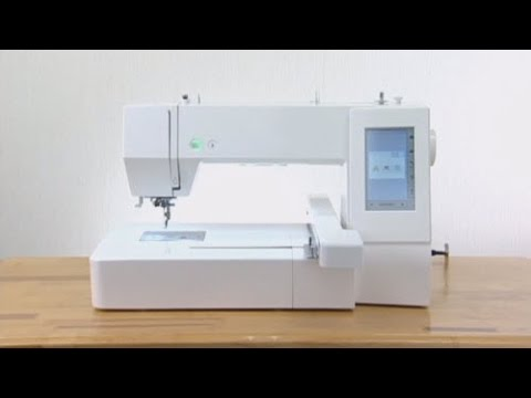 Janome Memory Craft 500e Youtube