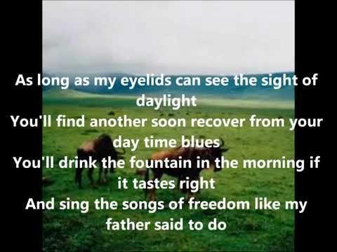Olympic Ayres - Daylight (Lyrics Video)