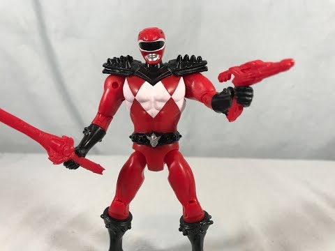 Power Rangers Super Ninja Steel Evil Red...