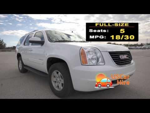 US Car Hire: Full Size SUV