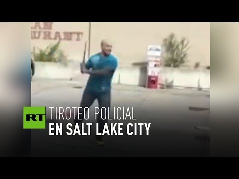 Tiroteo policial en Salt Lake City