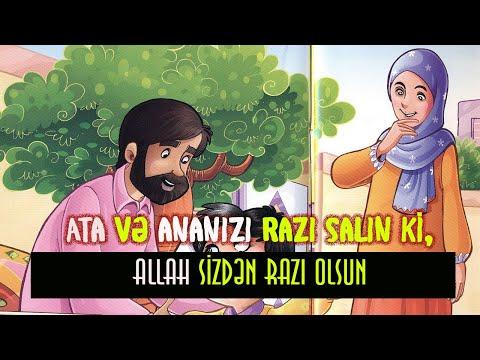 Ata və ananızı razı salın ki, Allah sizdən razı olsun