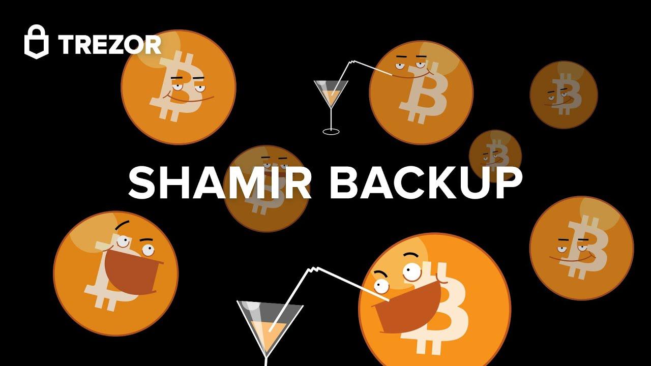shamir backups | Bitcoinfolio