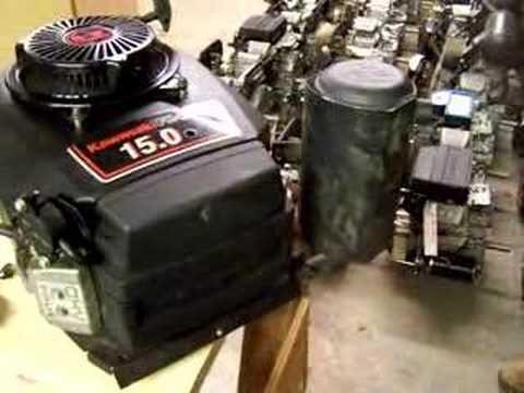 kawasaki engine for sale on ebay - YouTube