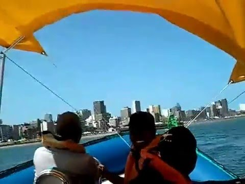 Water Donuts - Ilse of Capri Boat Cruises - Durban - Africa 7
