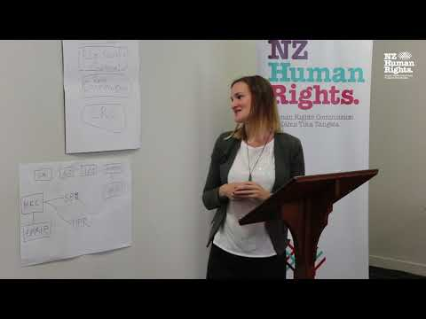 UNDRIP and International Human Rights Processes Forum: Lauren McIntosh