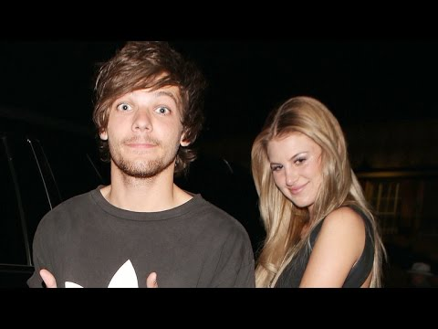 Louis Tomlinson Expecting a Baby With Briana Jungwirth