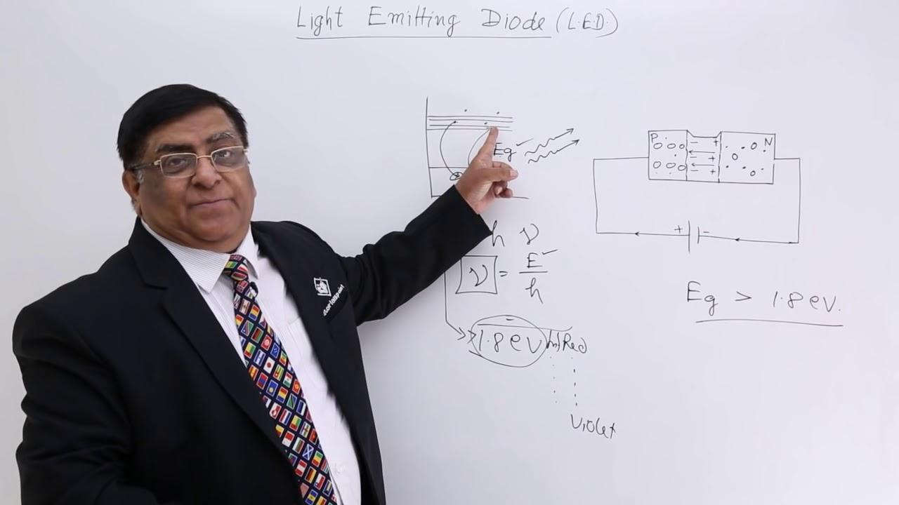 Light Emitting Diodeled Youtube Diode Diagram