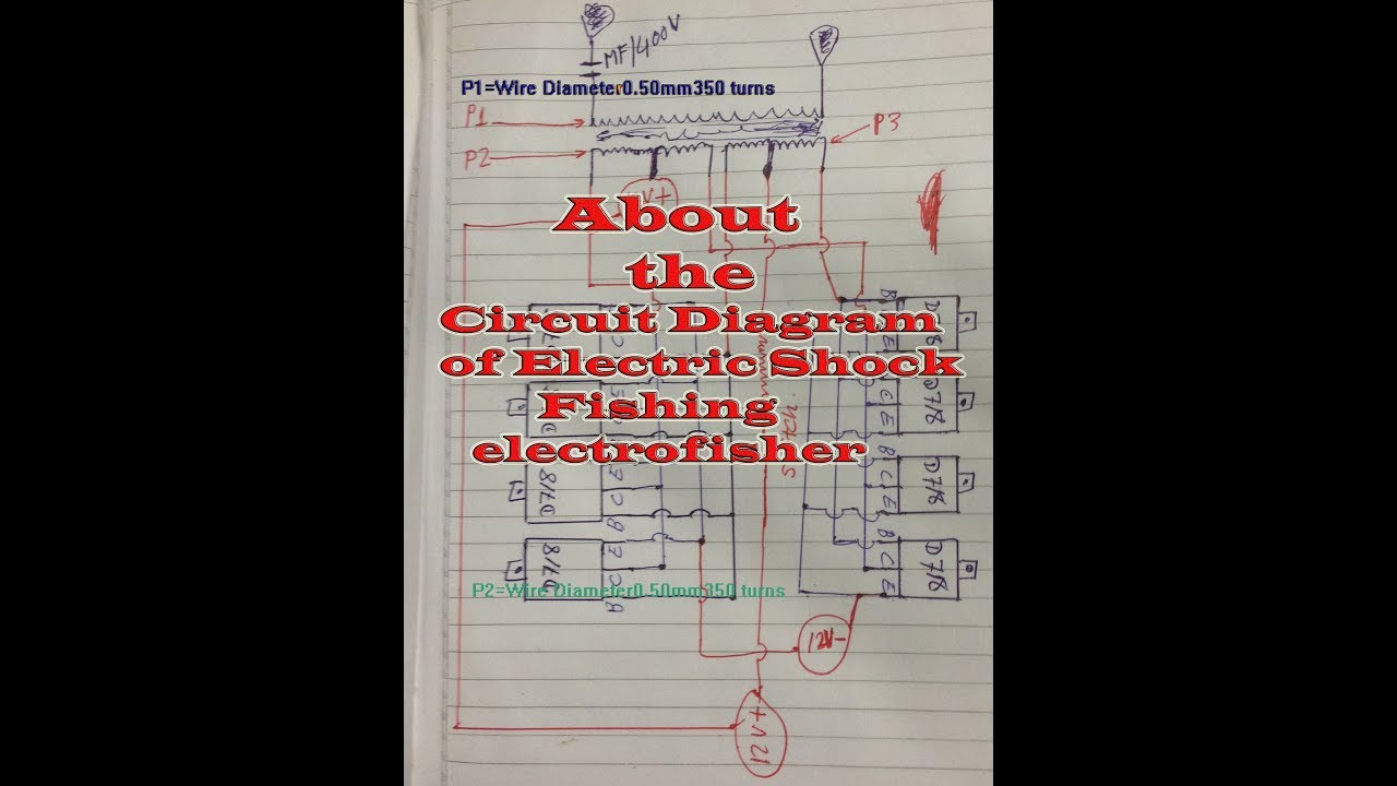 medium resolution of here show about circuit diagram of electric shock fishing electric shock wire diagram