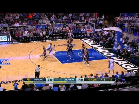 Indiana Pacers vs Orlando Magic | February 9, 2014 | NBA 2013-14 Season