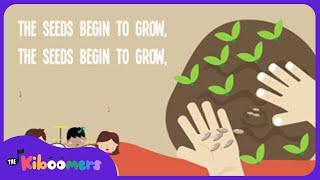 Farmer Plants the Seeds | Kids Song | Song Lyrics | Nursery Rhymes | Farming