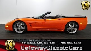 1999 Chevrolet Corvette Gateway Classic Cars Chicago #1166