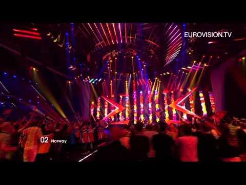 Stella Mwangi - Haba Haba (Norway) - Live - 2011 Eurovision Song Contest 1st Semi Final