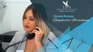 Vídeo testimonio Rinoplastia Ultrasónica | Tamara | Dr. González Nicolás | Beauty LeClinic's