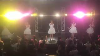 新生TOKYO ROCKETSによる「断然超絶KISS」! [メンバー] ◯朝日 花奈(...