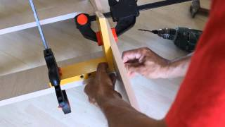 Шкаф для обуви своими руками.(Как сделать компактный шкафчик для обуви в домашних условиях., 2014-06-18T06:37:40.000Z)