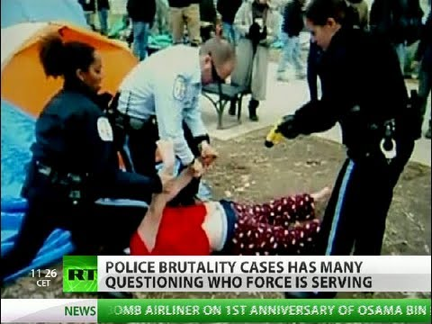 Trigger-Happy Cops: US police brutality covered up to save face