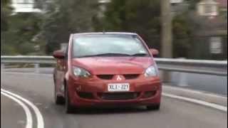 Mitsubishi Colt Cabriolet 2006 | Sun Fun in Mitsubishi's Colt Cabriolet | Convertible | Drive.com.au