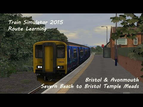 Train Simulator 2015 - Route Learning: Severn Beach to Bristol Temple Meads (Class 150)