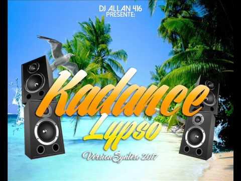 DJ Allan 416 - #SessionMix - Kadanse Lypso Version Synthèse 2017