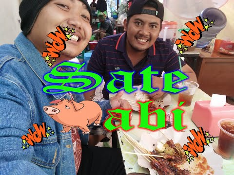 kowa-&-kowo-wisata-kuliner-makanan-sate-babi-  -sate-babi-murah-meriah-3-porsi-cuman-rp.-81.000,-