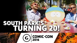 South Park's 20 Iconic Moments at Comic-Con 2016