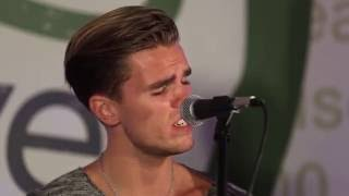 Kaleo performs