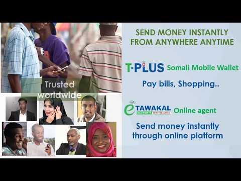 Send money from Sweden to Somalia at 0% exchange rates and very low transfer rates | Tawakal Express
