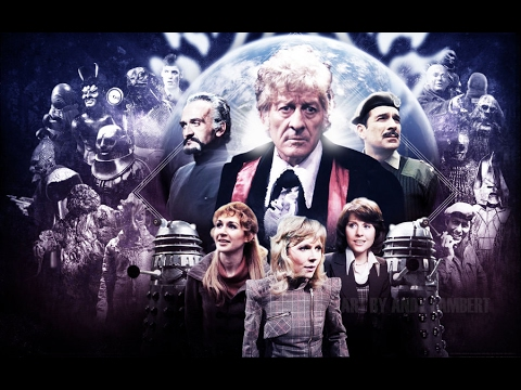 Doctor Who | The Third Doctor Era | Jon Pertwee