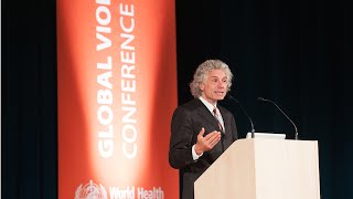 Steven Pinker - The Past, Present and Future of Violence