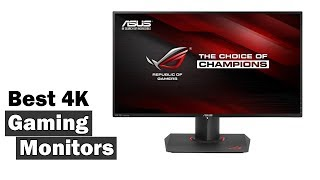 ▶️Best 4K Gaming Monitors in 2018 | Which Is The Best Gaming Monitor?