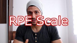 Autoregulation und RPE Scale !