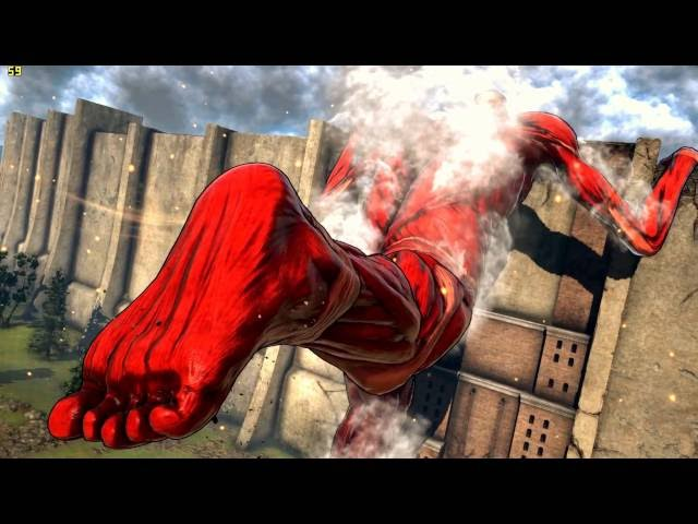 Attack on Titan (Shingeki no Kyojin) - PC Gameplay GTX 980 Ti